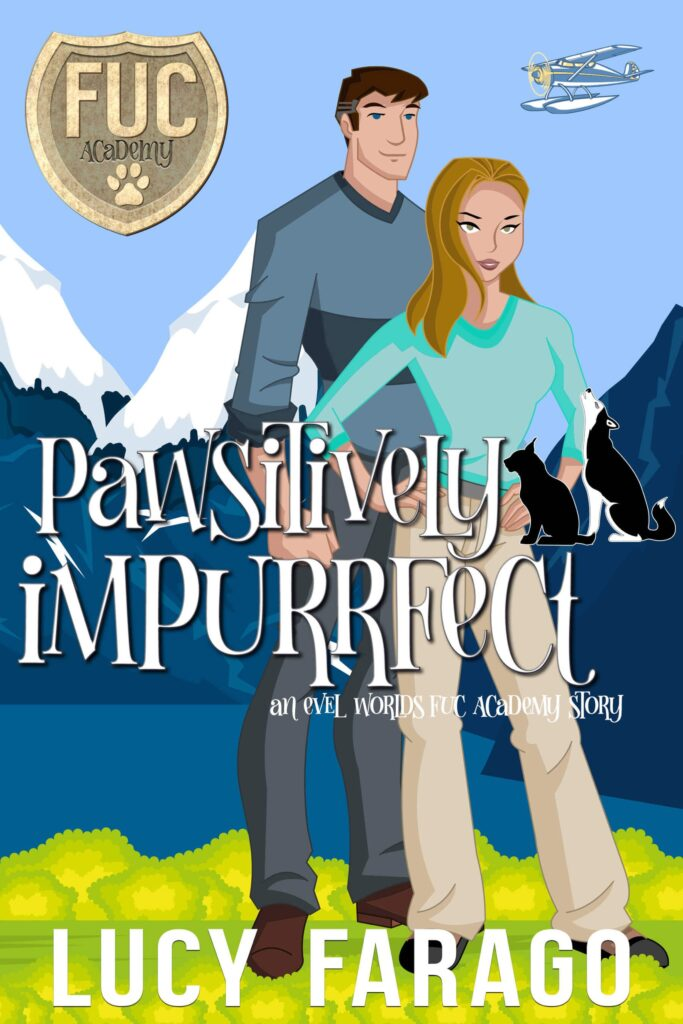 Book Cover: Pawsitively Impurrfect